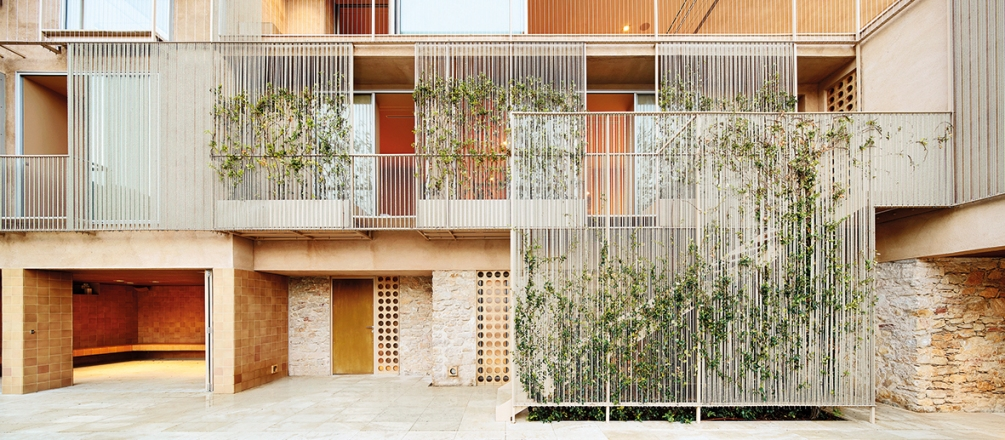 SCAFFOLD HOUSE, BEGUR, 2012-2014